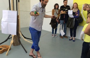 Finissage Peformance and Poetry for Without